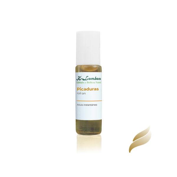 Aceite de Picaduras, Anula de manera instantánea el veneno de las picadura de insectos. Aplicar en el momento siguiente a la picadura.