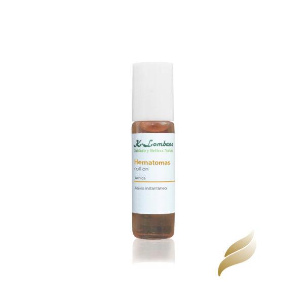 Aceite Hematomas Árnica: Anti-inflamatorio, analgésico.