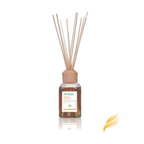 mikado de vainilla natural, aceites esenciales naturales y aceites egipcios