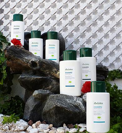 Champu Cabello Normal Con aceites hidratantes, reparadores y antioxidantes. para un cabello fuerte y sano, aporta brillo y suavidad.