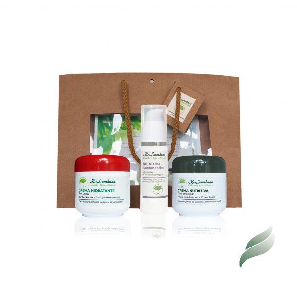 Piel grasa 50 ml Hidratación y Nutrición pack productos idóneos e indispensables, hidratación y nutrición impecable