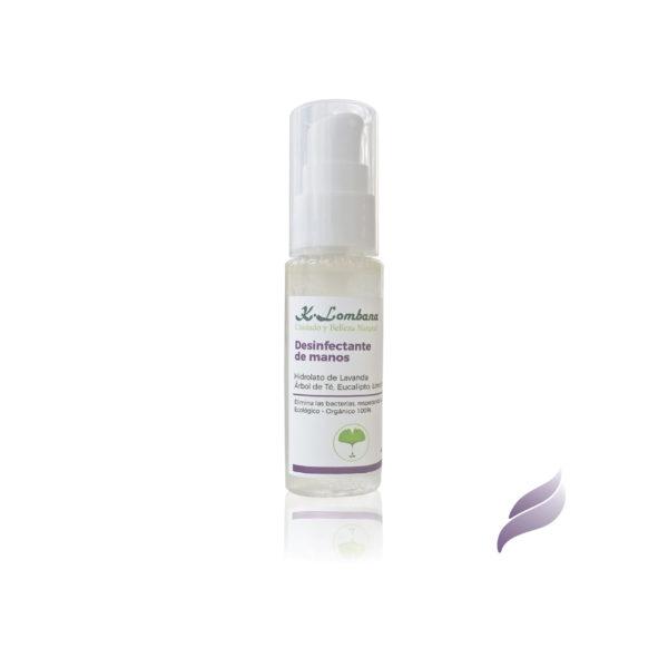 Desinfectante de manos. Elimina totalmente las bacterias presentes en nuestra piel,respetando su equilibrio natural!